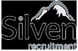 Silven recruitment logo.